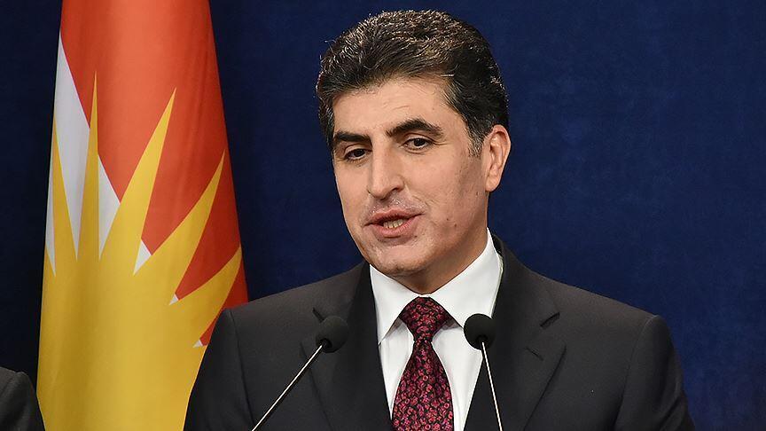 IKBY'nin yeni başkanı Neçirvan Barzani oldu
