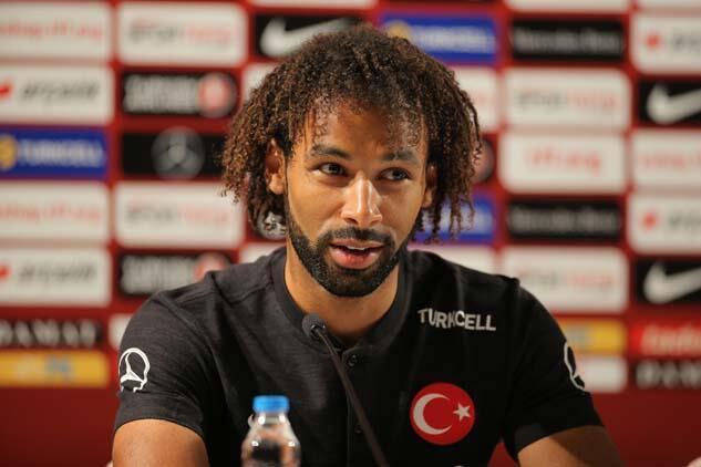 Nazım Sangare: Kendimi ilk defa görsem Türk olduğumu düşünmem