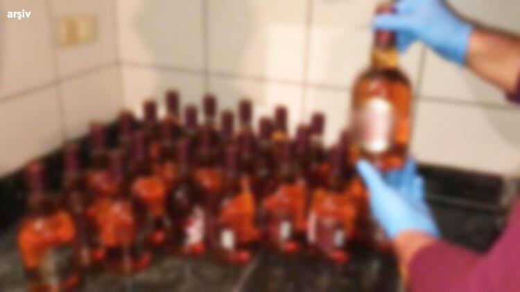 Sahte içki Hindistan'da 17 can aldı!