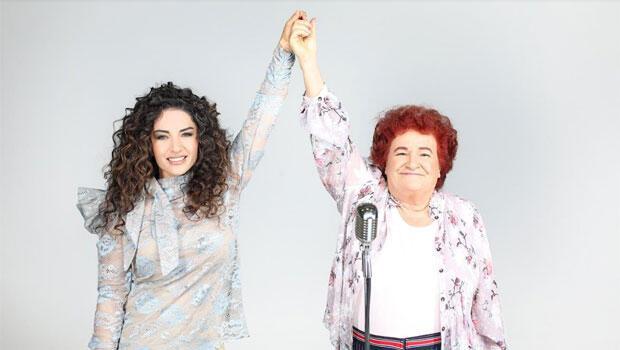Selda Bağcan Deniz Toprak'a el verdi