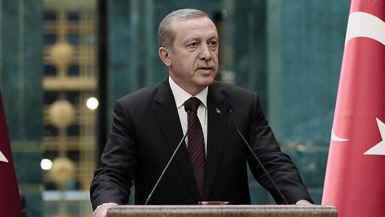 Cumhurbaşkanı Erdoğan'dan A Milli takım'a tebrik