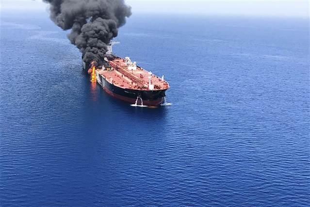 Almanya'dan tanker açıklaması