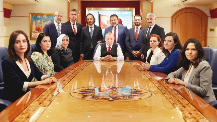 Cumhurbaşkanı Erdoğan: Bizim devlet terbiyemize uymaz