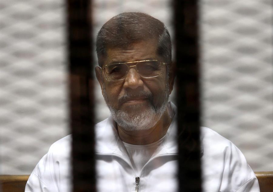 Son dakika: Muhammed Mursi, Kahire'de defnedildi