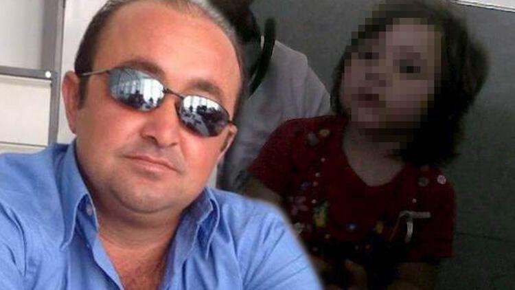 Cani baba 3,5 yaşındaki kızını hastanelik etti