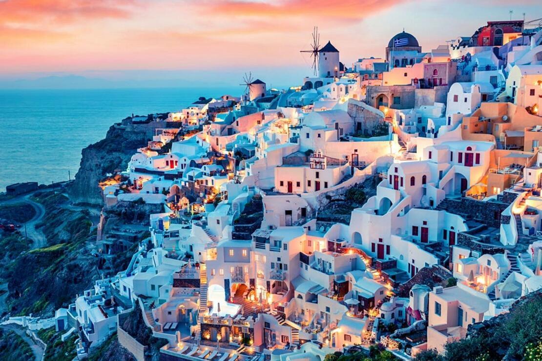 Santorini ile ilgili görsel sonucu