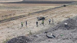 Gaziantep Haberleri: Şarampole devrilen otomobilin sürücüsü öldü 1