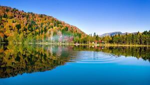 Borçka Haberleri: Karagölde sonbahar güzelliği 88