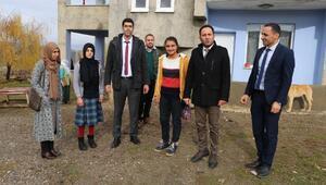 Varto Haberleri: Varto'da aileleri ikna edilen kız çocukları, okula başladı 6