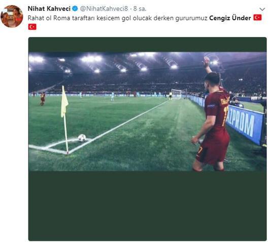 Cengiz Ünder Barcelonayı yıktı, sosyal medya onu konuştu