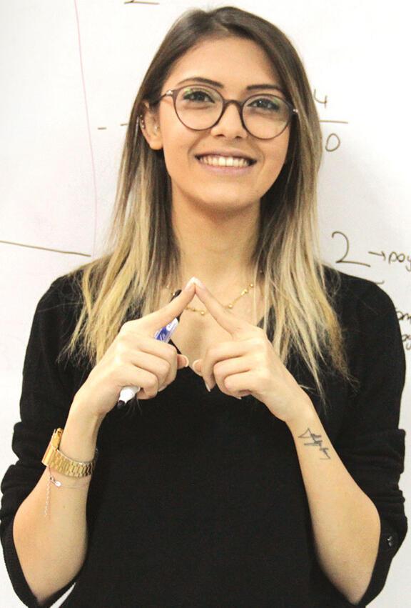 Sessiz matematiğin gönüllü hocası