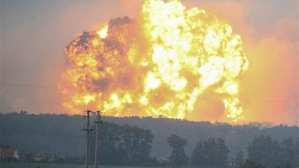 Son dakika Ukraynada on binler tahliye ediliyor...