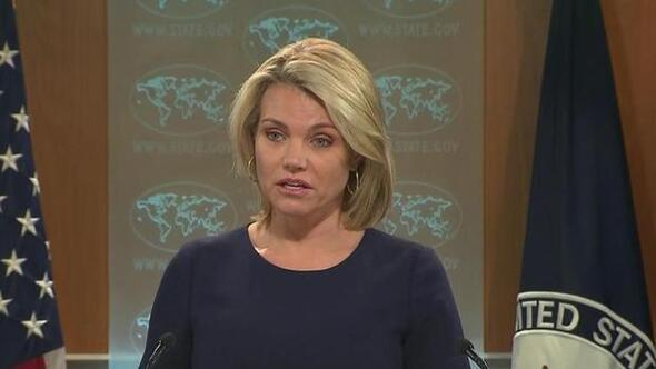 ABD Dışişleri Sözcüsünden son dakika açıklaması: Hayal kırıklığına uğradık