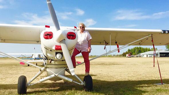 Belçikalı pilot 56 gündür uçuş izni bekliyor
