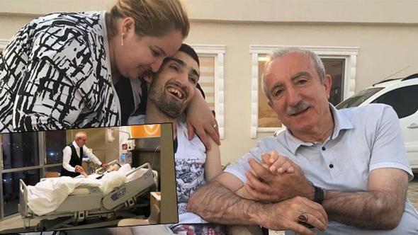 Orhan Miroğlunun büyük acısı... Oğlu hayatını kaybetti