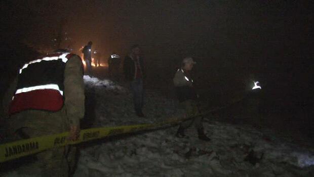 Malatya'da iki keşif uçağı düştü: 4 şehit