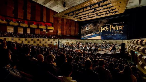 Harry Potter'a canlı performans