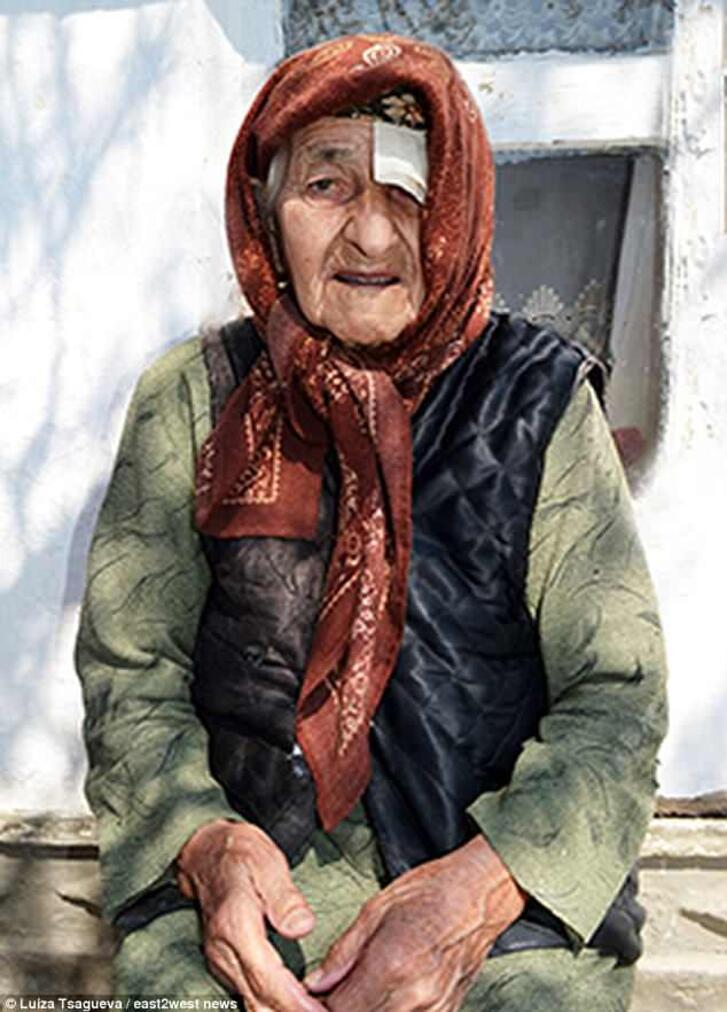 Dünya onu konuşuyor Dünyanın en yaşlı kadını İstanbullu