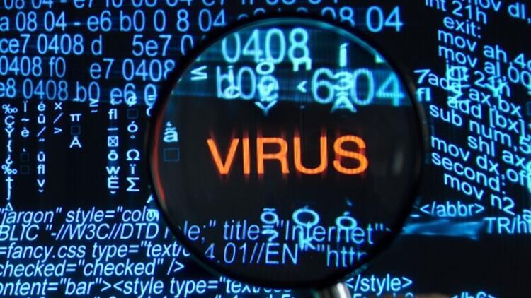 virüs ile ilgili görsel sonucu