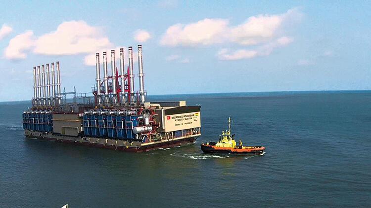Türk gemisi Lübnan'ı karıştırdı