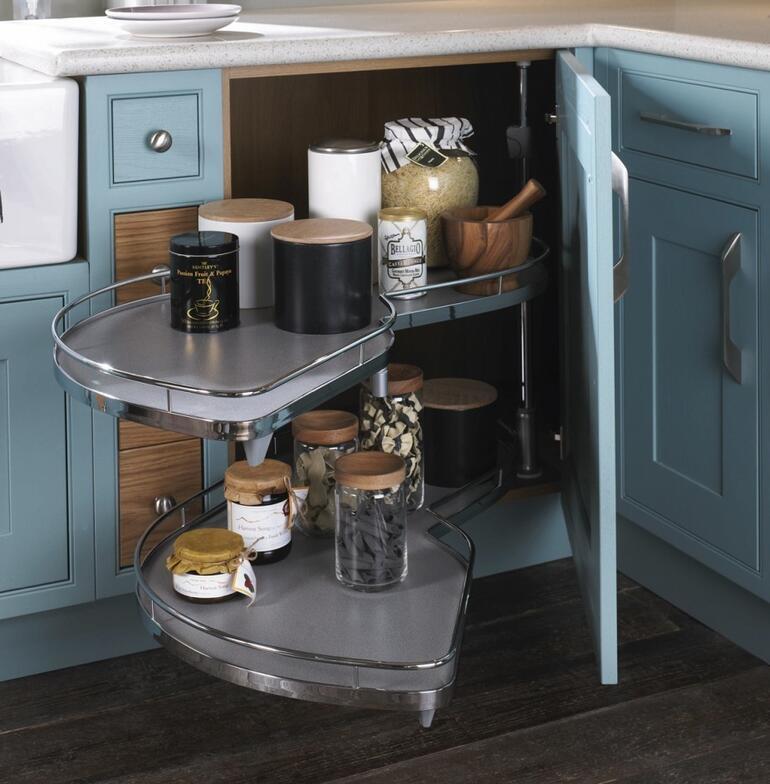 Küçük mutfaklar için dekorasyon önerileri