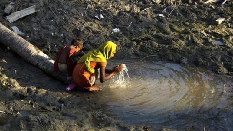 Dünyada tatlı su kaynakları tükeniyor