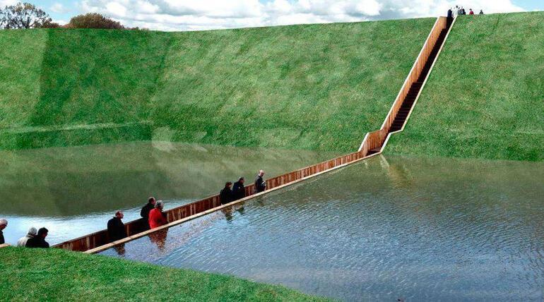 Dünyadaki büyüleyici 12 merdiven