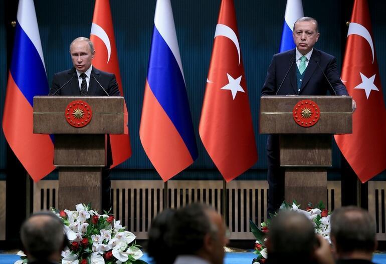Putin-Erdoğan görüşmesinde, S-400 masadan son anda dönmüş