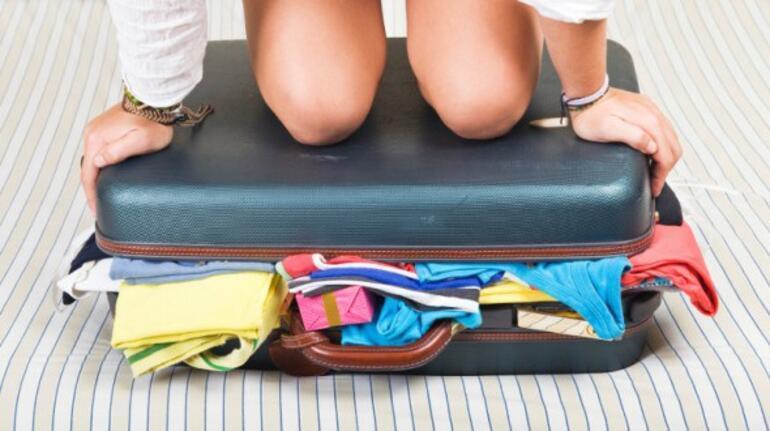 Bavul hazırlarken yaptığınız 5 hata