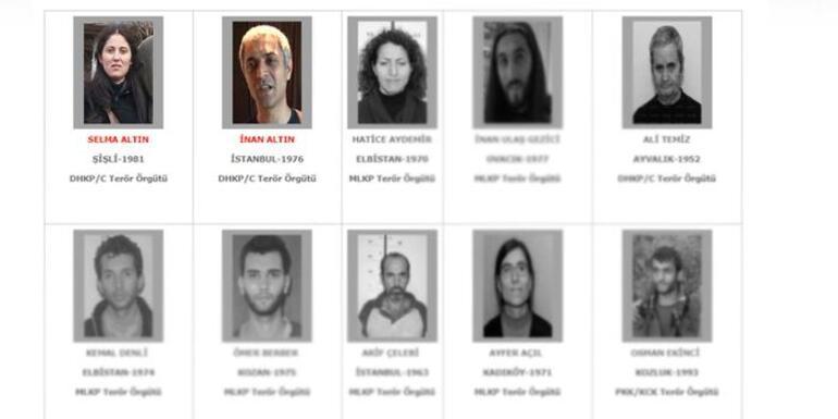 Grup Yorum üyeleri Aranan Teröristler Listesine konuldu