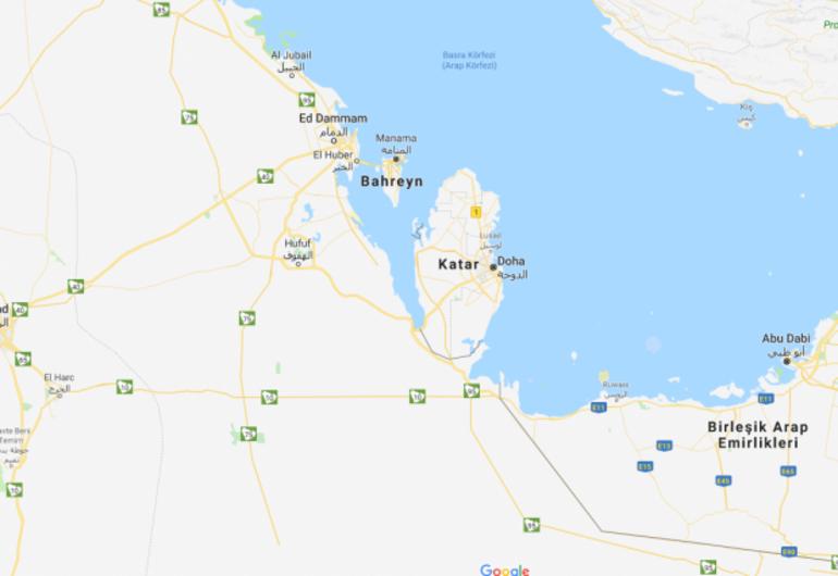 Müthiş iddia Suudi Arabistan Katarı ada haline getirecek