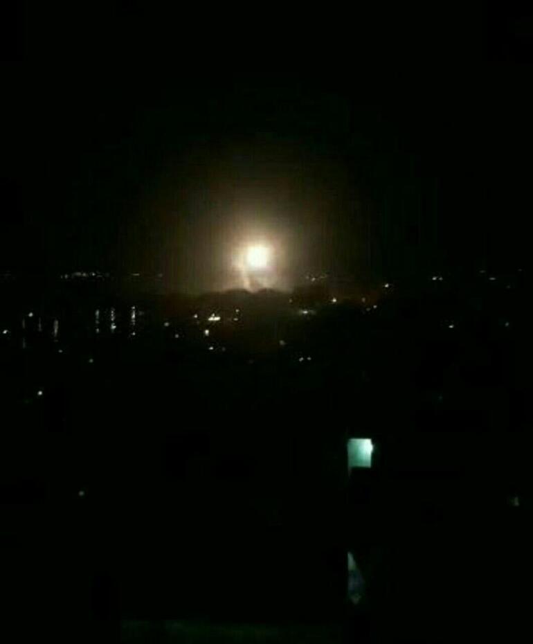Son dakika: ABD Suriyeyi havadan vurdu.. İşte dakika dakika yaşananlar