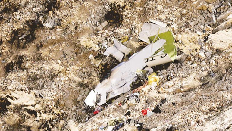 İrana jet kazası mesajı: Arama çalışmalarını hızlandırın