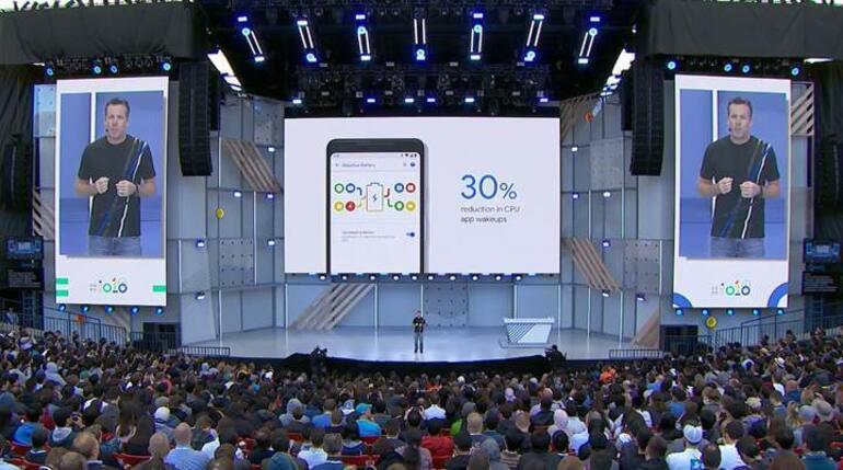 Google i/o başladı İşte Googleın yeni bombaları