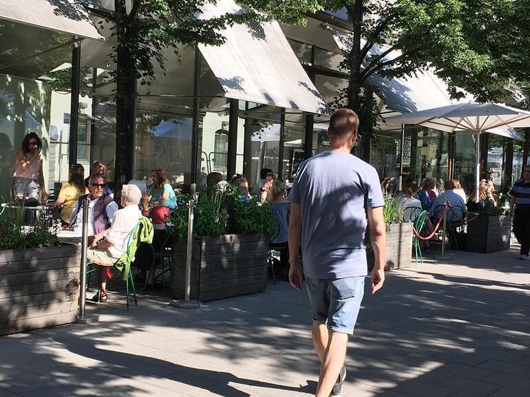 İsveç 66 yılın en sıcak günlerini yaşıyor