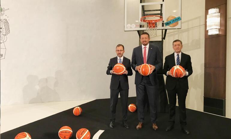 Türkiye basketbol seferberliği başlıyor...Potasız okul kalmayacak