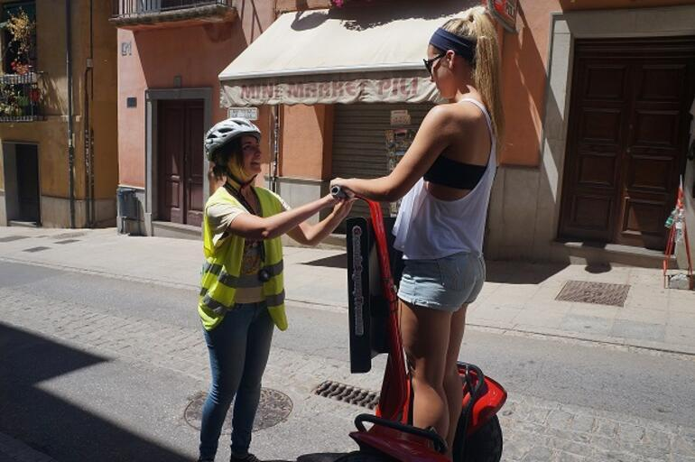 Endülüste raks ile flamenko: Malaga