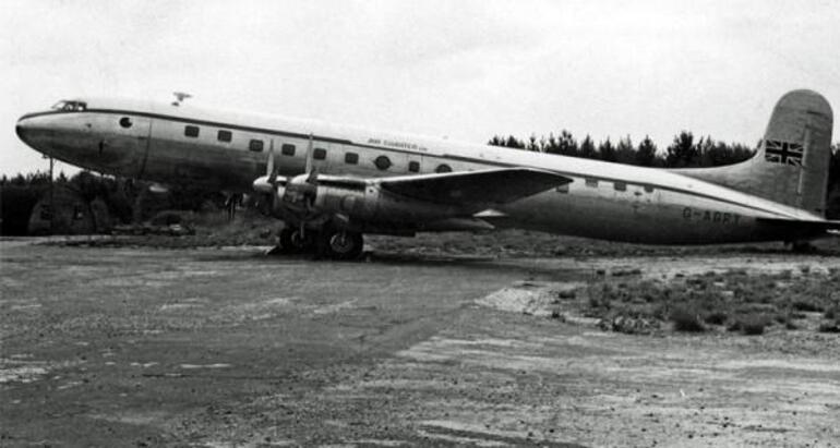 Van Gölü için tırmanmışlardı İngiliz uçağını buldular…