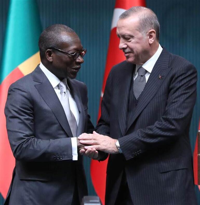 Cumhurbaşkanı Erdoğan: Amerikanın bu örgüte ödediği para 800-850 milyon dolar