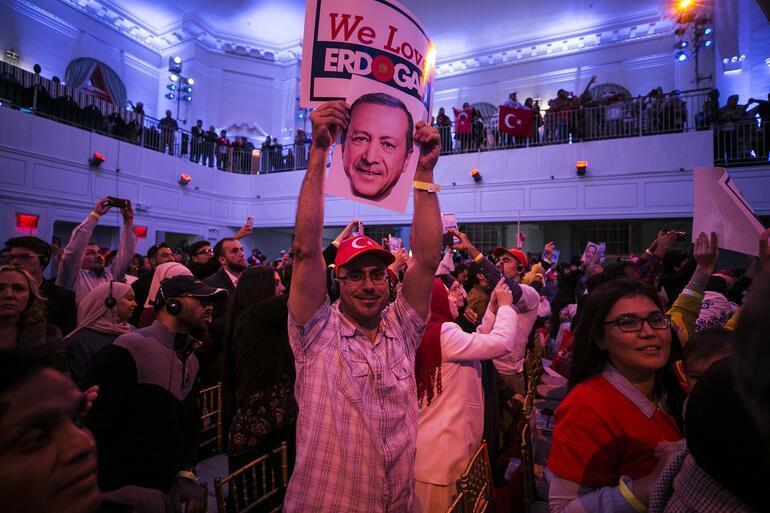 Erdoğan: Fıratın doğusunu kapsayacak şekilde güvenli bölgeleri artırmaya devam edeceğiz
