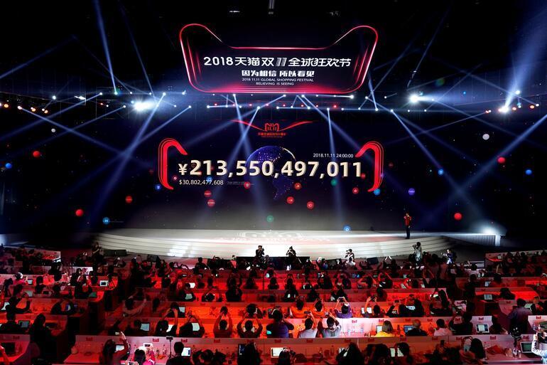 Rekor kırdı: 85 saniye içinde 1 milyar dolarlık satış