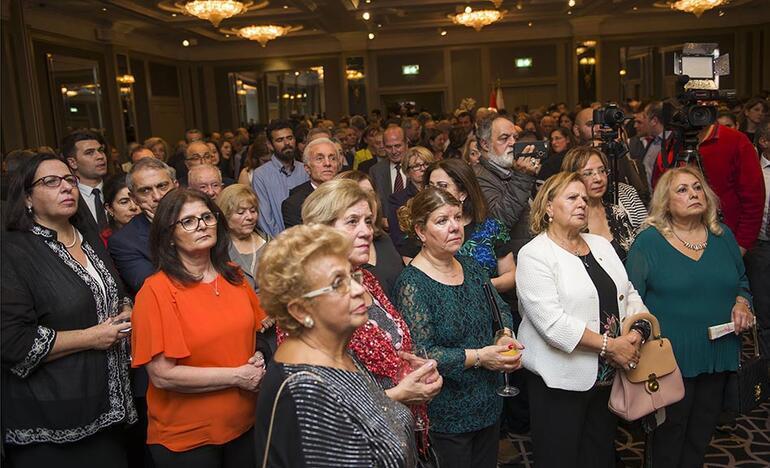 35'nci yaşa Londra'da coşkulu kutlama: Çok yaşa KKTC