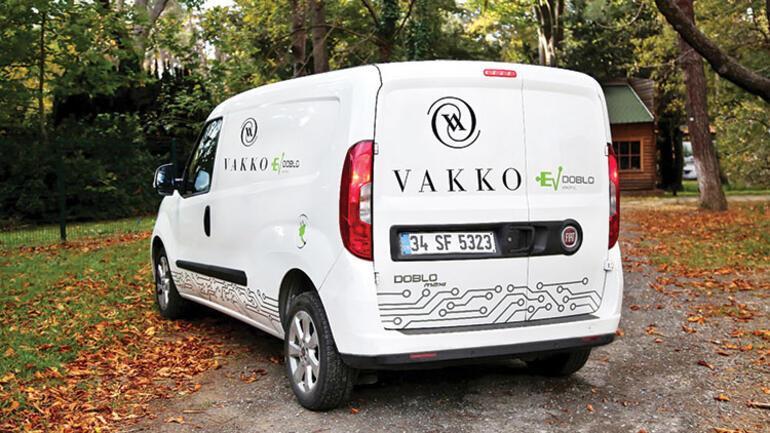 Elektrikli Doblo Vakko taşıyacak