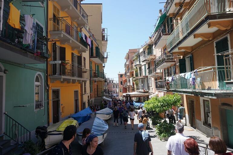 İtalyanın muhteşem beşlisi: Cinque Terre kasabaları