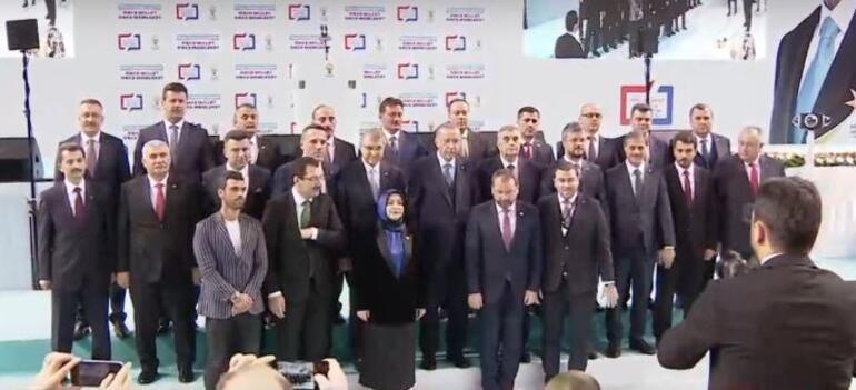 Cumhurbaşkanı Erdoğan Sakaryada konuştu