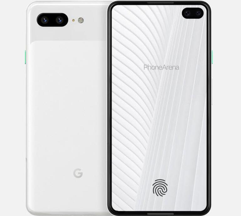 Google Pixel 4 geliyor İşte böyle görünüyor