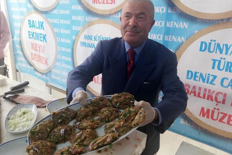 Kılçıksız balık isteyen çocuklar için çözüm balık köftesi