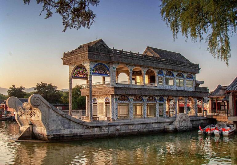 Pekin'in incisi Yazlık Saray