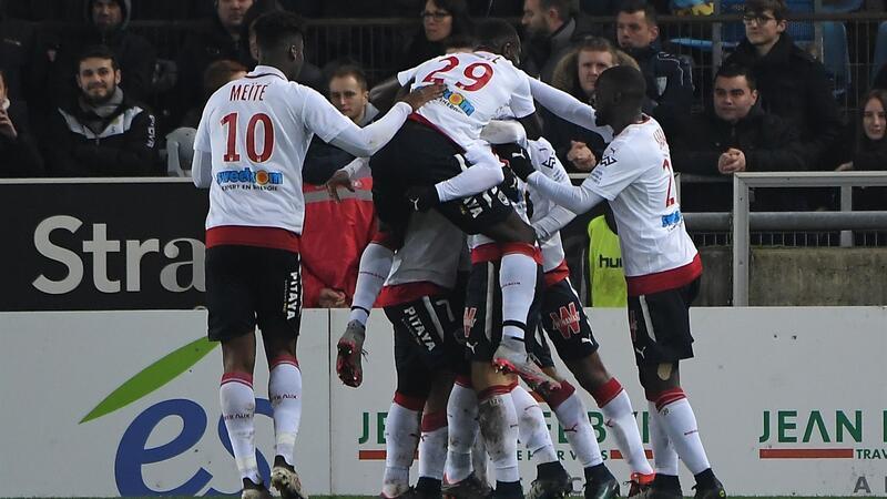 Ligue 1'de öne çıkan anlar (Cumartesi)
