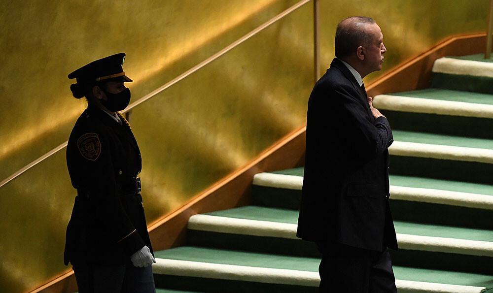 Son dakika haberi: Cumhurbaşkanı Erdoğan'dan BM Genel Kurulu'nda önemli mesajlar